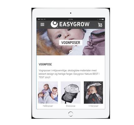 Easygrow nettbutikk